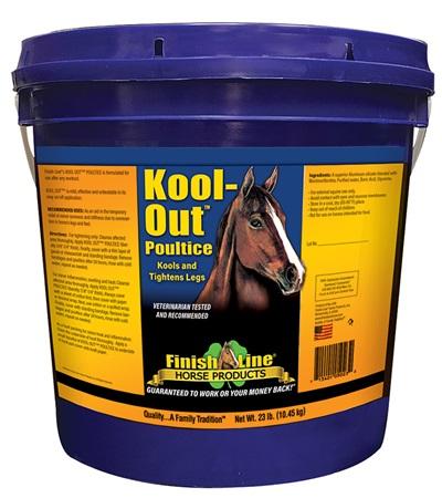 Finish Line® Kool-Out™ Poultice 23 lb.