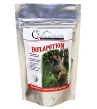 Glacier Peak Holistics Inflapotion™ Powder for Dogs 3 oz.