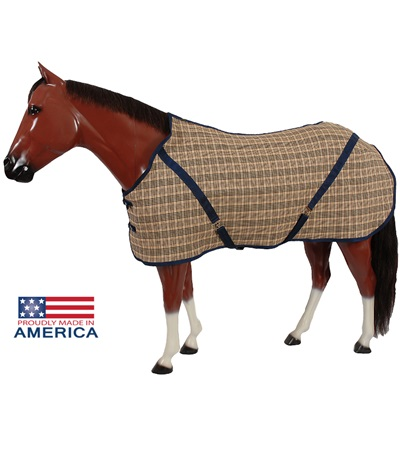 Bengal Stable Sheet Open Front
