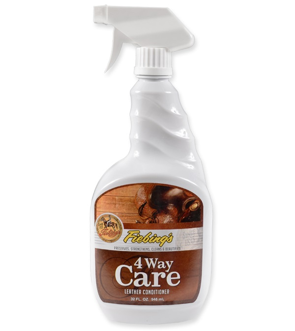 Fiebing's 4-Way Care Leather Conditioner 32 oz.