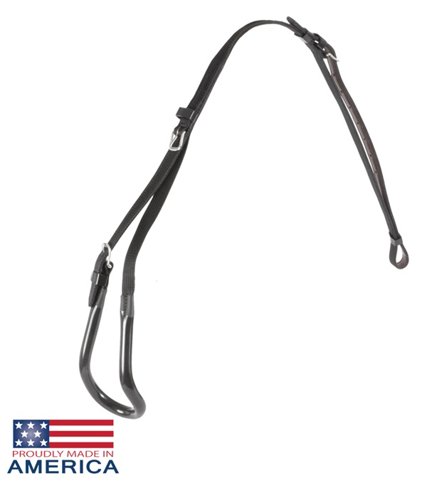 Feather-Weight® Crupper Single Buckle At Dock