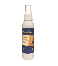 Calm Coat® Natural Topical Spray 4 oz.