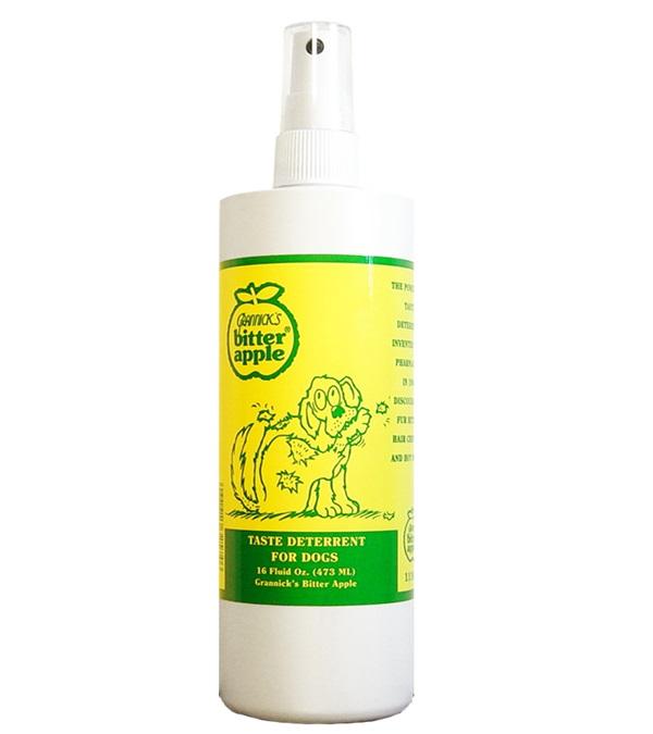 Grannick's Bitter® Apple Spray for Dogs 16 oz.
