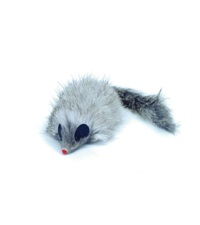 """Rascals® Giant Fur Mouse 4.5"""""""