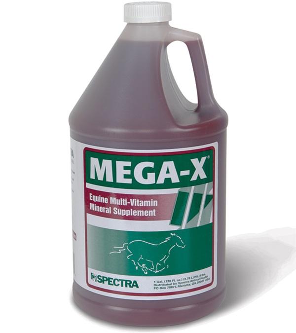 Mega-X® Equine Multi Vitamin Supplement Gallon