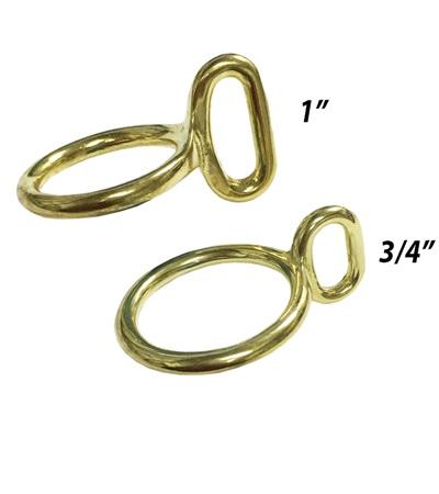 Solid Loop & Ring