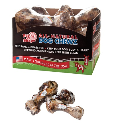 Pet 'n Shape® Titan Bone All-Natural Dog Treats