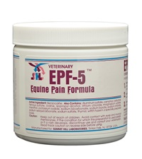 EPF-5™ Equine Pain Formula with Benzocaine 14 oz.
