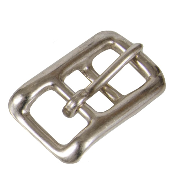 Hopple Buckle Stainless Steel 5/8""