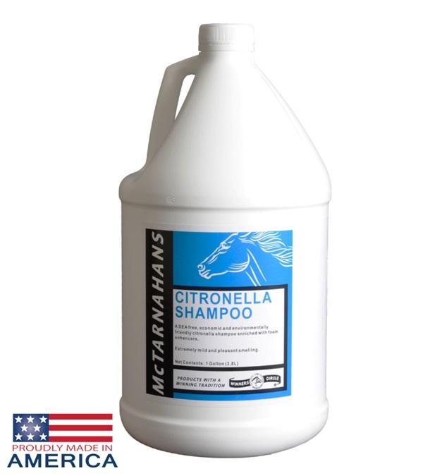 McTarnahans® Citronella Shampoo Gallon