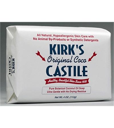 Kirk's Castile Soap 4 oz.