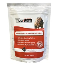 EQUI+Calm® Pellets 1 lb. Bag