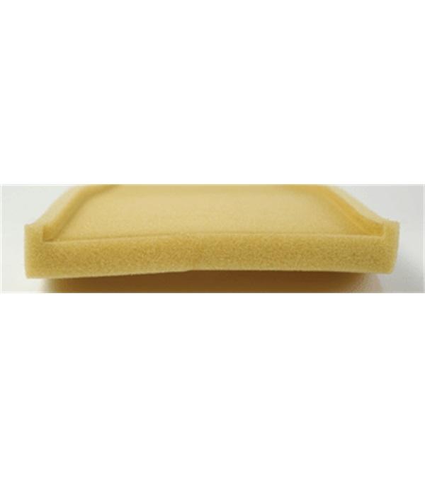 White Foam Girth Channel