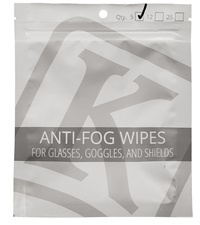 Kroop's Anti-Fog Wipes (5 Pack)