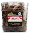 Pet 'n Shape Beef Lung CHUNX Peanut Butter All-Natural Dog Treats