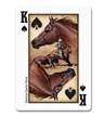 Horse Playing Cards Gift Box