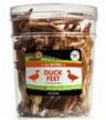 Pet 'n Shape® Duck Feet All-Natural Dog Treats