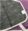 Boreas Purple Turnout Sheet 1200 Denier w/Reflective Stripes