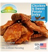 New Health Pet Products Chicken & Sweet Potato Jerky 4 oz.