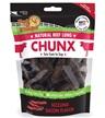 Pet 'n Shape Beef Lung CHUNX Bacon All-Natural Dog Treats