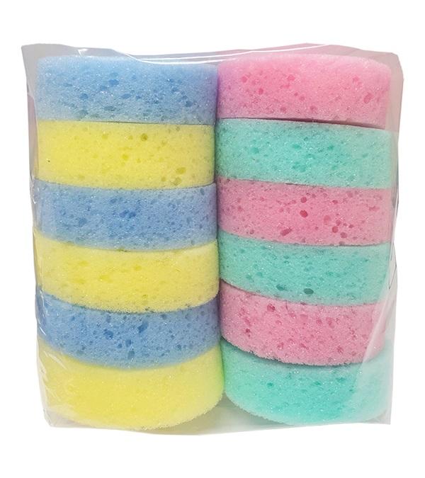 Rainbow Tack Sponges