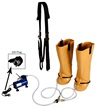Jacks Whirlpool Boots with 220 Volt Compressor