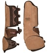 Feather-Weight® Hind Shin & Ankle Boots with Speedy Cut