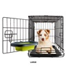 Dexas® Collapsible Kennel Bowl