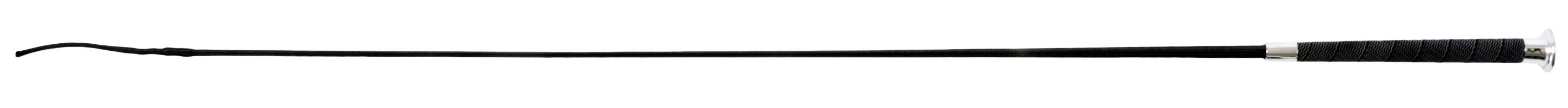 Dressage Whip with Black Handle